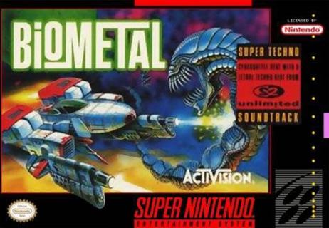 Biometal Snes Roms Nintendo En Espanol