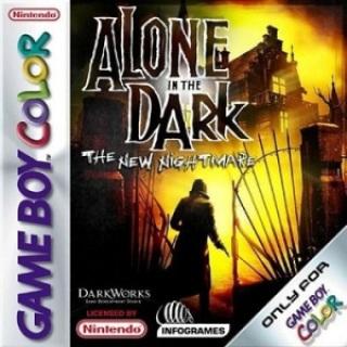 Alone in the Dark: The New Nightmare [GBC]