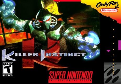 Killer Instinct Snes Roms Nintendo En Espanol