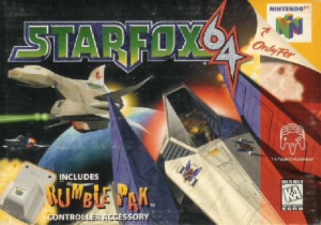 Star Fox 64 / Lylat Wars [N64]