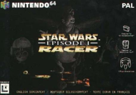 Star Wars: Episodio I - Racer [N64]
