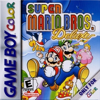 Super Mario Bros. Deluxe [GBC]