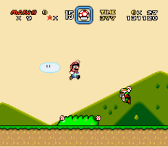 Super Mario World Snes Roms Nintendo En Espanol