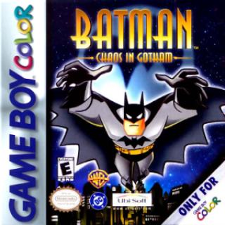 The New Batman Adventures: Chaos in Gotham [GBC]